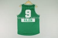 Free Shipping,2014 - 2015 Christmas Edition basketball jersey #9 Rajon Rondo Christmas basketball jersey