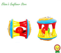 Free shipping Baby toys Ring Rattles toys Baby Educational Toys 3pcs/set