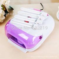 new 36W Nail light therapy machine UV lamp nail dryer
