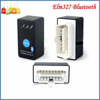 Hot Selling ELM327 Bluetooth Code Reader OBD2 CAN-BUS Scanner Tool with Switch Work with Android