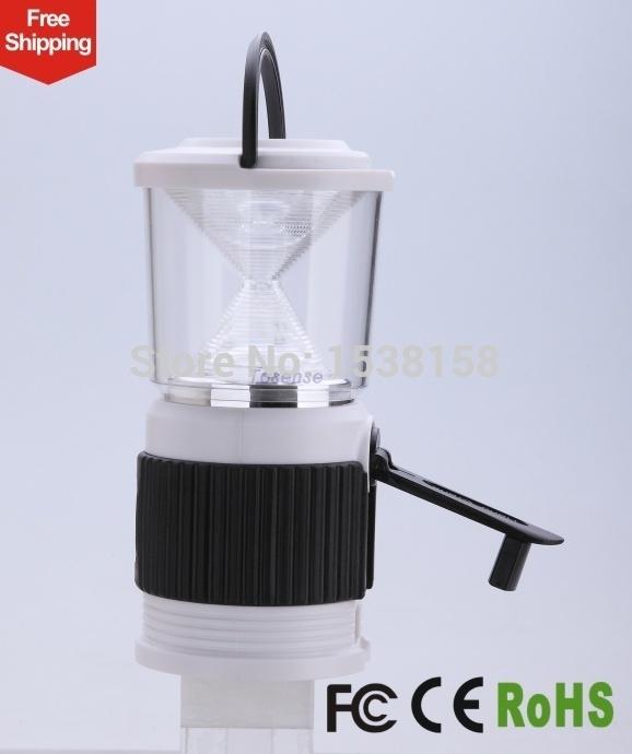 Camp lantern Dynamo 100% Authentic Led Torch Light(China (Mainland))