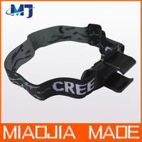 3pcs / lot Flashlight headlamp headlight Headband head Belt