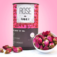 100% Natural Chinese Fresh 100g Pink Peony Rose Bud,blooming Flower tea Healthy Beautiful for Women Lady's Tea Anti-Aging