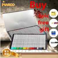 Genuine Mark 7100 professional Colored Pencil lead color delicate oily color safe  24.36.48.72 color most cost-effective suite