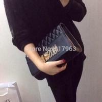 2014 women's fashion handbag famous Design  mos for chi no mcdonald 's one shoulder cross-body chain day clutch