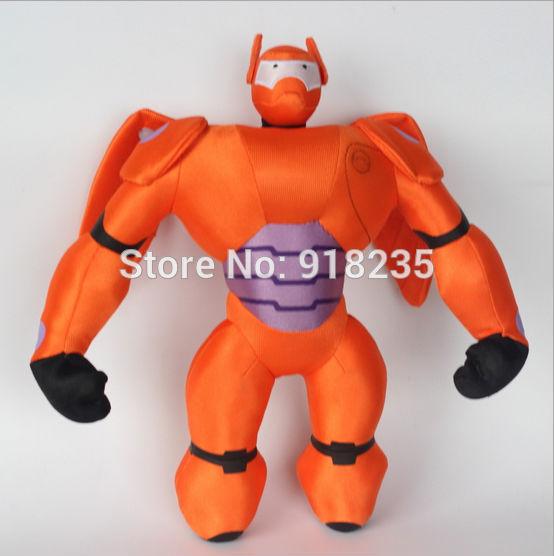 Плюшевая игрушка Big Hero 6 Baymax 6 16 2015 6 inch 16cm big hero 6 baymax robot action figure cartoon movie baymax removable armor 2015 new holiday gift kids toys