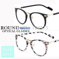 Fashion round shape Metal Earstem unisex eyeglasses frames/computer glasses frame optical frame glasses
