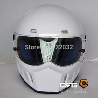 StarWars qiu dong with glass fiber reinforced plastic motorcycle full face Star Wars pig helmet ATV - 154