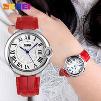 Free shipping 2015 fashion casual woman watch quartz Wristwatches 4 colors--err3