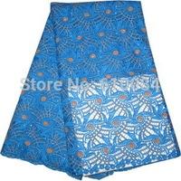 guipure lace,2 colors cord lace, 5yards/pc, 7078-5
