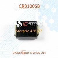 CR3100SB DIODE SIBOD 275V DO-214 3100 CR3100 30pcs
