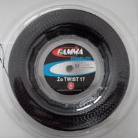 Free shipping(1reel/lot)Gamma Zo Twist 16 String Reel Black(Polyolefin string)