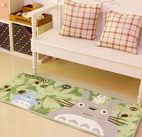 50*120CM Totoro area  Bath Mat Carpet Mat Door Mat Free shipping  Drop Shipping