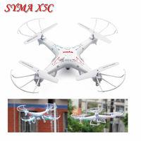 Syma X5C 2.4G 4CH 6-Axis Remote Control RC Quadcopter Drone UAV RTF UFO with 2MP HD Camera