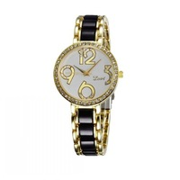 New Arrival Trendy Diamond Digital Women Quartz Watch Wristwatches For Ladies 86023