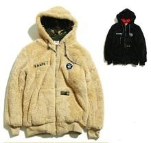 below zero jacket mens designer clothes brand hoodies men winter coat mens clothing fashion camo fur lined hooded jacket bape(China (Mainland))