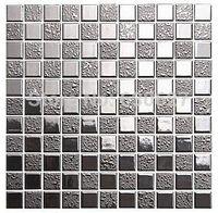 Wholesale Mixed color glass mosaic ceramic mosaic ,DIY Mosaic lantern,Marble mosaic,Craft material
