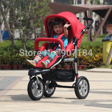 Discout продажа! 3 в 1 ребенка корзина с 6 колос Новый стиль люльки в комплекте хлопок подушка Podatheca детские коляски с автокресло