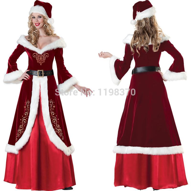 Женский Костюм Санта Клауса