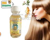 Fast Long Hair Ginseng Tonic, Growth Serum Regrowth Repair Hair Loss Control Free Shipping