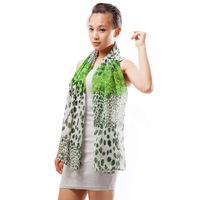 new scarves wholesale custom bustling leopard loyer scarf 50x160  DG8014