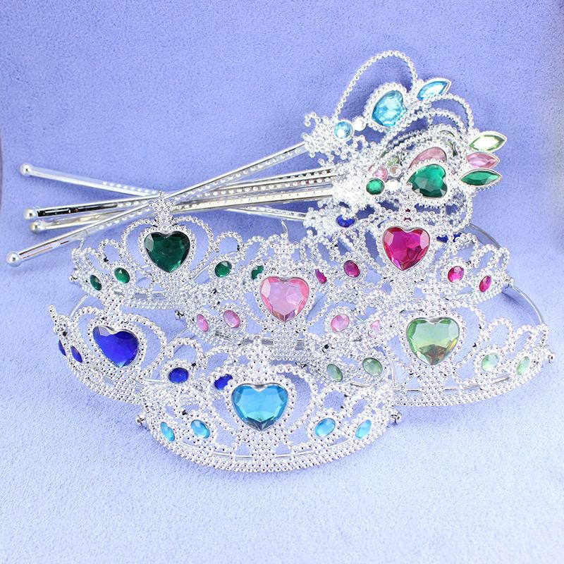 корону моды + Волшебная палочка косплей