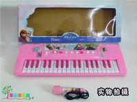 2014 New Frozen instrumentos musicais Piano toys Baby Kids Children Portable Music Piano Toy brinquedos musicais teclado musical