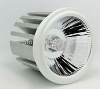Newly 12W COB AR111 LED Bulb Ra85 15 degrees G53 LED spot bulb AC110V 120V 220V 230V 240V warm white cool white
