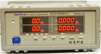 Bench TRMS DC Voltage Current Power Factor & Power Meter Analyzer Tester PM9804A