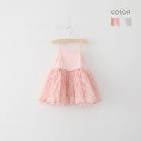 Hot Sale! summer girls sweet Condole belt princess dress baby girls lace tutu dress 5pcs/lot