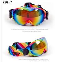 2015 New Goggles Men &Women Adult anti-fog Duable lens Brand Ski Goggles Glasses Mask Outdoor Glasses Snowboard Skiing Goggles