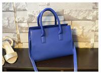 New 2014 Fashion Women Handbag PU Leather Shoulder Bags for Woman Free shipping