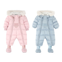 new 2014 autumn winter rompers baby clothing infant cotton romper newborn baby boy OUTERWEAR baby girls jumpsuit baby costume