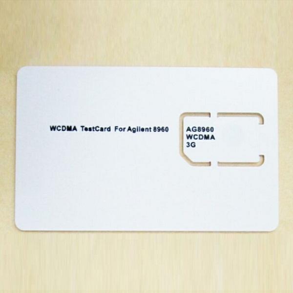 AG8960 3G Card WCDMA Card SIM Test Card