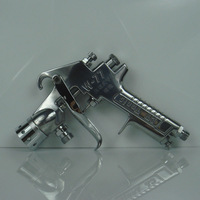 Taiwan w-772.0/2.5mm high -quality water colorful paint spray gun pneumatic tools granite paint spray gun