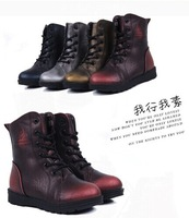 Free Shipping 2014 New Children's Casual Cotton Shoes Boots Student 8023 Warm And Comfortable