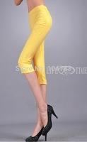 pencil pants capris women  trousers new lady  skinny   star XT_002744  free shipping