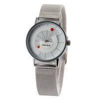 Man's Fashion Dress Paidu Watch Alloy Brand Round Quartz Watch