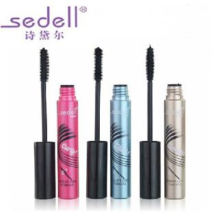 Sedell mascara thick curling lengthening waterproof 7016(China (Mainland))