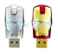 Hot selling Ironman style 16GB 32GB 64GB 128GB 256GB USB flash drive good quality pen drive memory stick