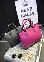 Women Handbags New 2014 Hot Sale Women  Handbag Female Pu Bags Shoulder Bag Free shipping