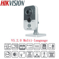 instock Hikvision DS-2CD2432F-IW 3MP w/POE IP network camera Built-in microphone DWDR & 3D DNR & BLC Wi-Fi DS-2CD2432F-I (w)