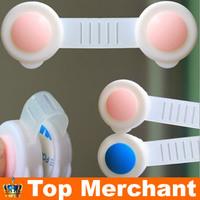 10pcs Baby Child Safety Locks Fridge Cabinet Door locks Drawer Toilet Safety Plastic Locks Care For Child Kids baby FH06
