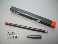 6pcs new lip liner pencil crayon a levres 1.45g,free shipping !!!