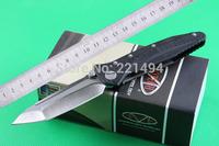 Wanderful Quality Free Shipping  Wild Boar brand STRIDER SOCOM type  Titanium + G10Handle D2 blade folding knife Bearing System