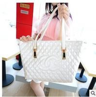 European fashion women's shoulder bag Brand Women's Leather Handbag Retro Messenger Bag Tote Lady Trendy Shoulder Bags