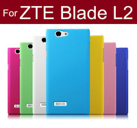 ZTE Blade L2 Case,NEW Unique Ultra Thin Matte Hard Back Cover Case For zte blade l2 Mobile Phone Bags & Cases