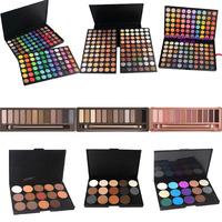 120 Color Fashion Eye shadow palette Cosmetics Mineral Make Up Makeup Eye Shadow Palette eyeshadow set for women Free Shipping