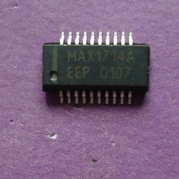 MAX1714AEEP  MAX1714A  High-Speed Step-Down Controller for Notebook Computers