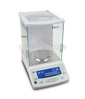 New Laboratory Digital Analytical Electronic Balance Scales JF2004 Weighing Range 0-200g Precision Balance 0.0001g